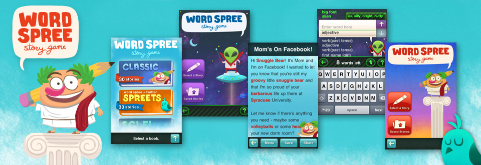 Word Spree!
